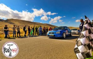CHCC; Caucasus Hill Climbing Championship